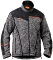 Lindstrands Coolly Jacket Grey / Black