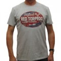 Red Torpedo Pump Head T-shirt