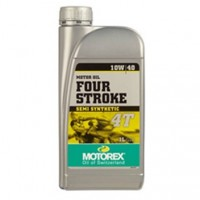 Motorex 4T 10 40 Semi Synthetic 1 Litre