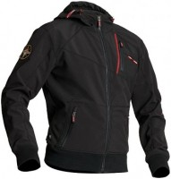 Lindstrands Raggy Black Softshell
